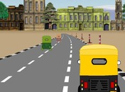 Lori-racing-game-kwenye-road