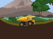 Delivery-truck-spel