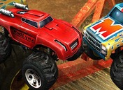 Cross-truck-spel