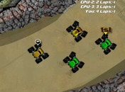 Lastbil-racing-game-monster-trucks-racing